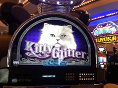 Kitty Glitter - The inspiration. It all started when 3 spicy pussies took a trip to Atlantic City. Meowa.