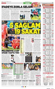 Beşiktaş Manşetleri(07/02/2015)