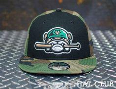 Custom Jackson Generals 59Fifty Fitted Cap by NEW ERA x MiLB @ HAT CLUB