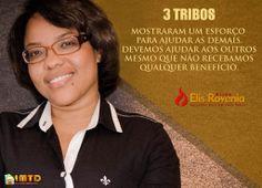 BISPA ELIS ROVENIA 18° DIA DO PROPÓSITO EM BUSCA DE ALGO+