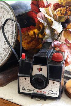 Imperial Mark VII vintage camera