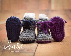 Allegheny Baby Boots