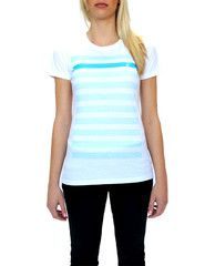 People Water Stripes  T-shirt.  Proceeds go towards a well project