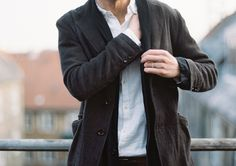 Ouur | Chester Wool Coat