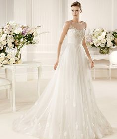 MORSE » Wedding Dresses » 2013 Glamour Collection » La Sposa