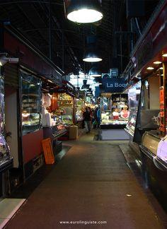 La Boqueria Market in Barcelona, Spain | Eurolinguiste