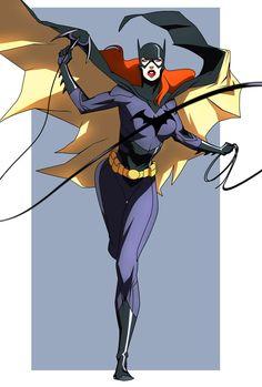 Young Justice Batgirl by CHUBETO.deviantart.com on @DeviantArt