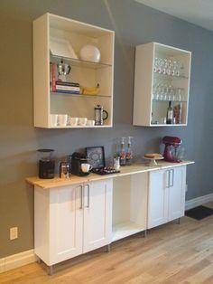 31 Best Kitchen Coffee Bar Ideas Images On Pinterest