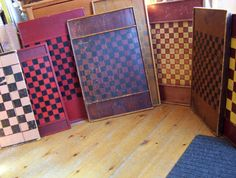 Gameboards!