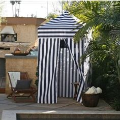 A Fortune Teller's Tent Amazon.com: Striped Portable Changing Cabana Tent Patio Beach Pool Navy White: Patio, Lawn & Garden