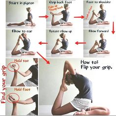Find Your Grip-Basic Yoga Pose Sequence..