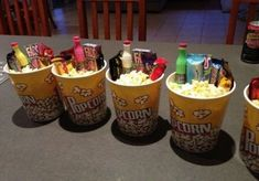 Easy DIY Movie Night Food Ideas at Home with the Kids – Birthday Ideas – Grandcrafter – DIY Christmas Ideas ♥ Homes Decoration Ideas Fun Sleepover Ideas, Sleepover Birthday Parties, Girl Sleepover, Birthday Party For Teens, 14th Birthday, Birthday Gifts, Party Ideas For Teenagers, Birthday Snacks, Sleep Over Party Ideas