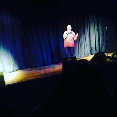 Noche de humor en Acatraz Teatro RD #Testosterona #StandUp #Humor #buenaonda #diversion @MigueDiazYo