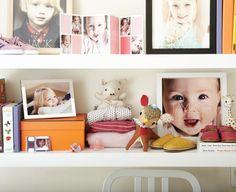 Framed Photos for the Nursery