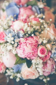 pastel wedding flowers http://www.andreaellisonphotography.com/