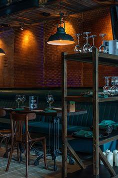 Ф И Л И Н - Лучший интерьер ресторана, кафе или бара | PINWIN - конкурсы для…