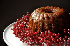 English Plum Pudding... I think I may give this a try
