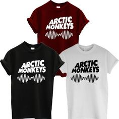 tshirt Arctic Monkeys via ConcoursFansFR. Click on the image to see more!