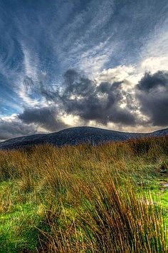 Wicklow Mountains, #Ireland