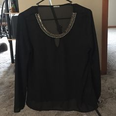 Charlotte Russe Tops - Charlotte Russe Blouse