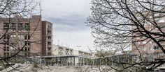 Sabadell Nord, Estació Renfe | Arquitecto: Roger Sauquet | Fotógrafo: Juan Miguel Pla Jorrín
