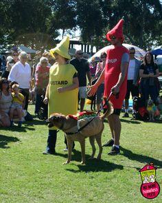 Hot Dog | First Coast No More Homeless Pets | #dogtoberfest2014 #fcnmhp #ketchup #mustard #hotdog