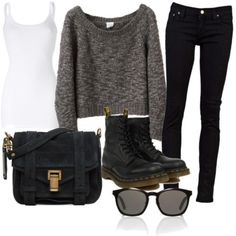 Outfits - Informal