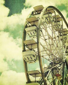 Ferris wheel.