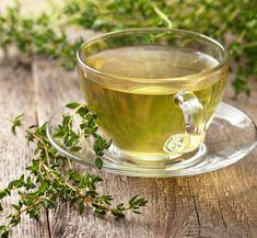 10 gyógynövényes tea, amit a tested meg fog köszönni Herbal Green Tea, Best Herbal Tea, Herbal Teas, Green Teas, Teas For Headaches, Thyme Tea, Lemon Balm Tea, Rosehip Tea, Different Types Of Tea