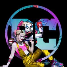 A new banner for Birds of Prey has been unveiled, and it gives us another look at Harley Quinn (Margot Robbie) and co. paying homage to Friends. Batman Arkham City, Gotham City, Joker Y Harley Quinn, Harley Quinn Drawing, Margot Robbie Harley Quinn, Cassandra Cain, Harley Queen, Hearly Quinn, Univers Dc