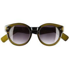 H Sunglasses ($7.76) ❤ liked on Polyvore