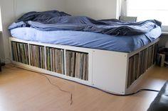 EXPEDIT Bed Frame - IKEA Hackers - IKEA Hackers