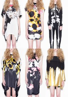 London Fashion Week   Spring/Summer 2014   Print Highlights   Part 1 catwalks