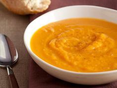 Get Squash Soup Recipe from Food Network