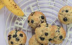 Miss Blueberrymuffin's kitchen: Frühstücksmuffins mit Blaubeeren