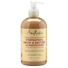 SheaMoisture Jamaican Black Castor Oil Strengthen, Grow and Restore Rinse Out Conditioner