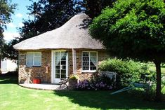 De Molen - Clarens Accommodation. Picnic Spot, Picnic Area, White River Rafting, Fishermans Cottage, Cosy Lounge, Free State, Open Fireplace, Thatched Roof, Wooden Decks