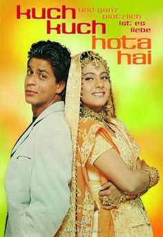 فيلم الرومانسية لشاروخان وكاجول وراني موخرجي   Kuch Kuch Hota Hai 1998 مترجم اون لاين