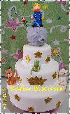 bolo do pequeno príncipe