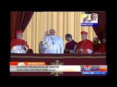 Papa Francisco no quiso recibir la cruz de oro, prefirió conservar una m...