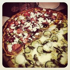 Spicchio -- Pizzas de la Trattoria y del pomodoro