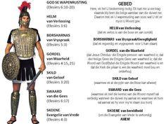 Spiritual Armor, Sunday School Kids, Afrikaanse Quotes, Goeie Nag, Armor Of God, Prayer Warrior, Gods Grace, Prayers, Van