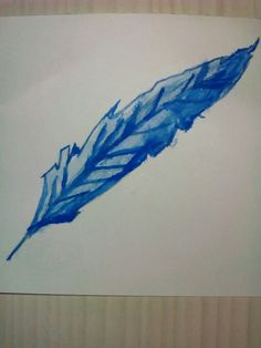 #feather #watercolor