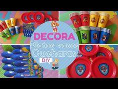 DECORAR CUMPLEAÑOS PATRULLA CANINA/ PAW PATROL BIRTHDAY PARTY IDEAS - YouTube