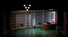 Orlando. Scottish Opera. Scenic design by Yannis Thavoris. 2011