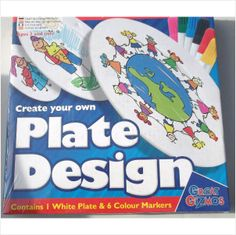 Still £4.20 delivered and back in stock. Create Your Own Plated Design Complete Kit. Simple To Do 1 Plate