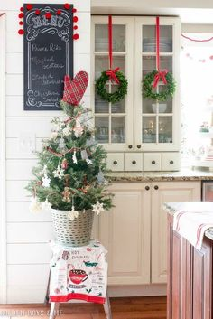 Get the Look: Decorating with Olive Buckets - Beneath My Heart