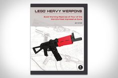 Normally not into guns...but I can get behind LEGO guns