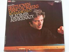 Beethoven Piano Sonatas - Vladimir Ashkenazy - Volume Five  No. 2 in A  No. 3 in C - London Re-Issue 1977 - Classical Vinyl LP Records Album by notesfromtheattic on Etsy