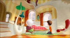 ART of CLEMENT GRISELAIN: The Lorax Lightingkeys 1/4
